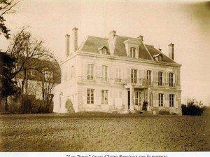 Villa Les Tours ( propriété Bercioux) Montfort-l'Amaury
